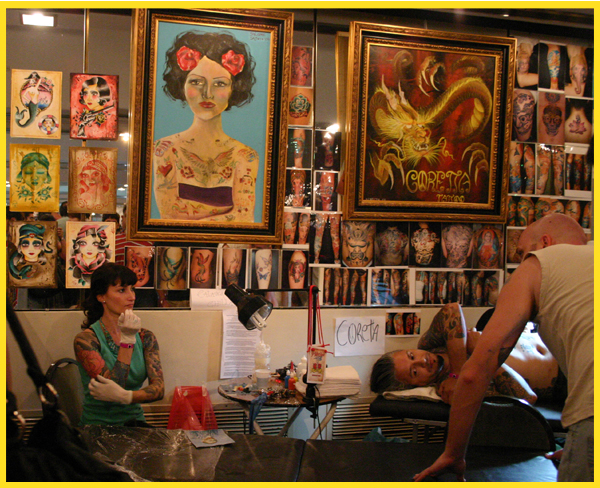 The Modified Tattoo Show Buenos Aires 2009 Matador Network