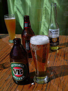 Few beers