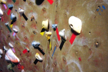climbing holds photo