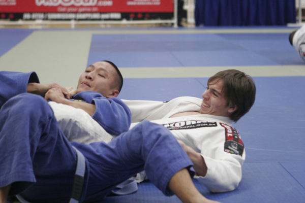Fight Like Water: Lessons From A Brazilian Jiu-jitsu