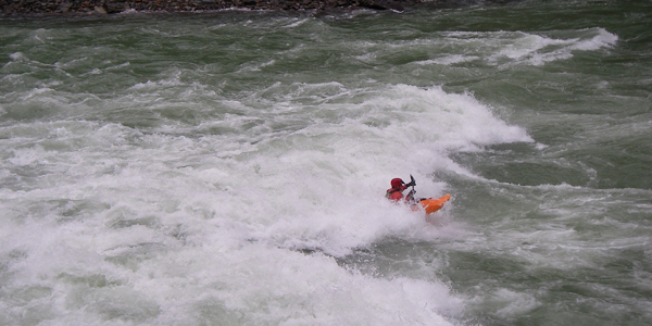 French lick whitewater rafting — pic 2