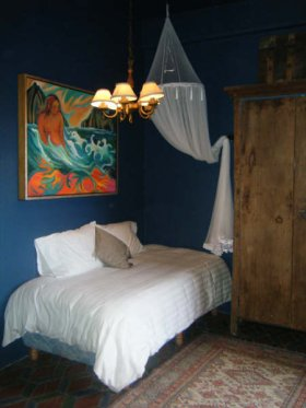 Room at Hotel California, Todos Santos, Mexico