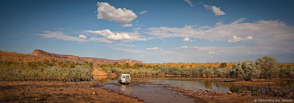 The Kimberley outback