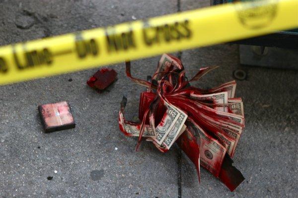 LA bank robbery
