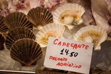 Rialto Marketplace, Venice
