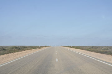 The Eyre Highway