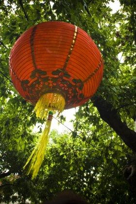 Chinatown lantern, Buenos Aires