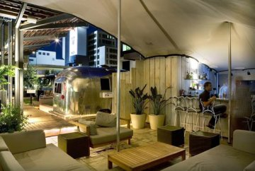 Grand Daddy Airstream Penthouse, Cape Town