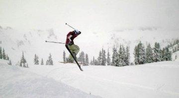 Jumping Loveland, Colorado
