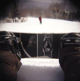 Snowboarding, Mt. Snow