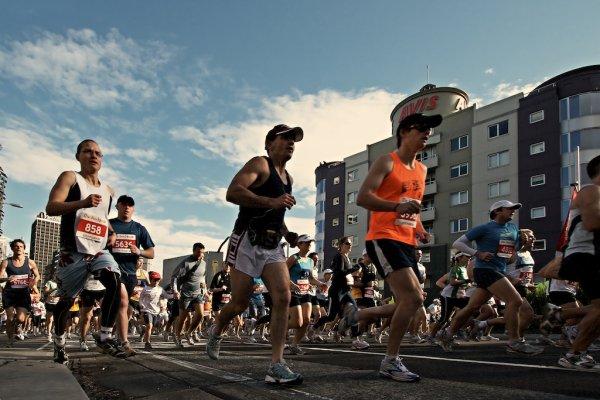Sydney race