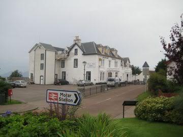 Morar Hotel, Scotland