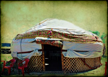 Yurt, Kyrgyzstan