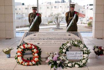 Yasser Arafat's tomb, Ramallah
