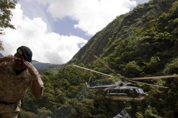 Machu Picchu evacuations, 2010