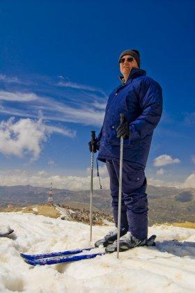 Skiing Lebanon