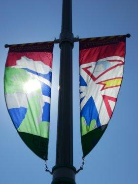 Flag, Newfoundland and Labrador