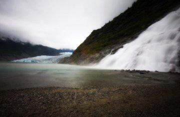 Nugget Falls, Alaska