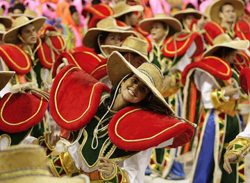 Carnival participants