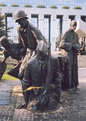 Warsaw Rising Memorial