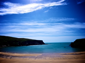 Silver Strand, Donegal