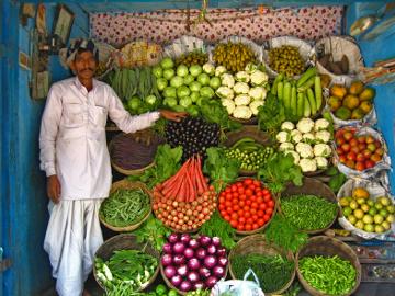 Subji display
