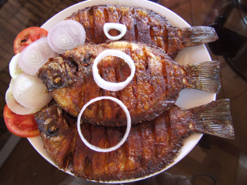 Fish, India
