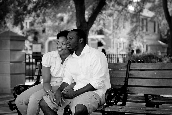 Charleston couple