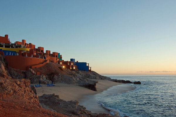 Sunrise in Los Cabos