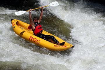 Nantahala paddling