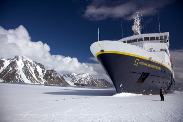National Geographic Explorer, Antarctica