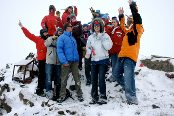 New Year's in Antarctica