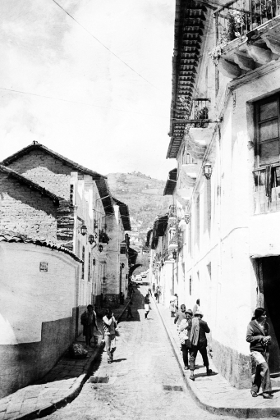 La Ronda, Quito