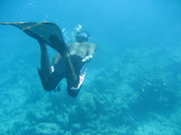 Snorkeling Turks and Caicos