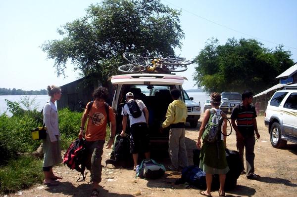 Getting into Cambodia