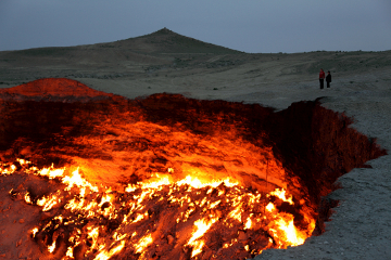 Gates of Hell Turkmenistan