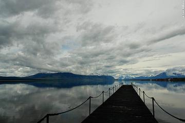 Dock, Tierra del Fuego
