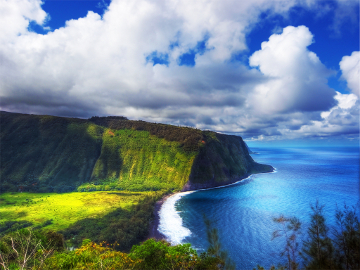 Vista - best time to visit Hawaii