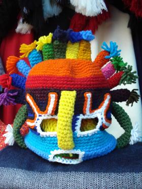 Otavalo mask