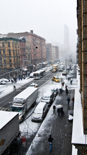 Winter - best time to visit New York City