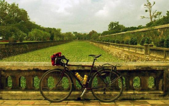 Bicycle, Hue, Vietnam
