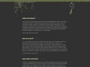 Foliage Mod wordpress travel theme