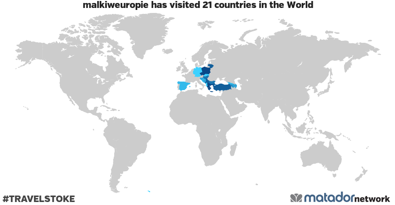 malkiweuropie's Travel Map